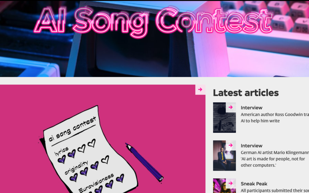 AI Song Contest